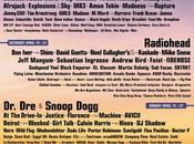 Traverser temps l'espace voir Coachella live!