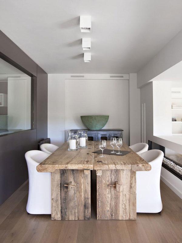 Visite d co un appartement moderne barcelone - Deco appartement moderne ...
