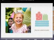 "Cards iPhone iPad, l'heure ''fête mères""..."