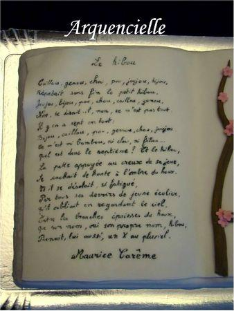 Poesie Maurice Careme Le Givre
