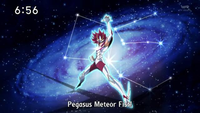 Par le météore de Pegase !