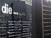 """Before die"", projet poético-urbain"