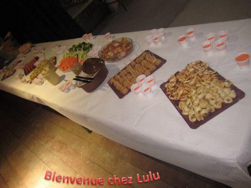 buffet dinatoire de mariage - Buffet Dinatoire Mariage