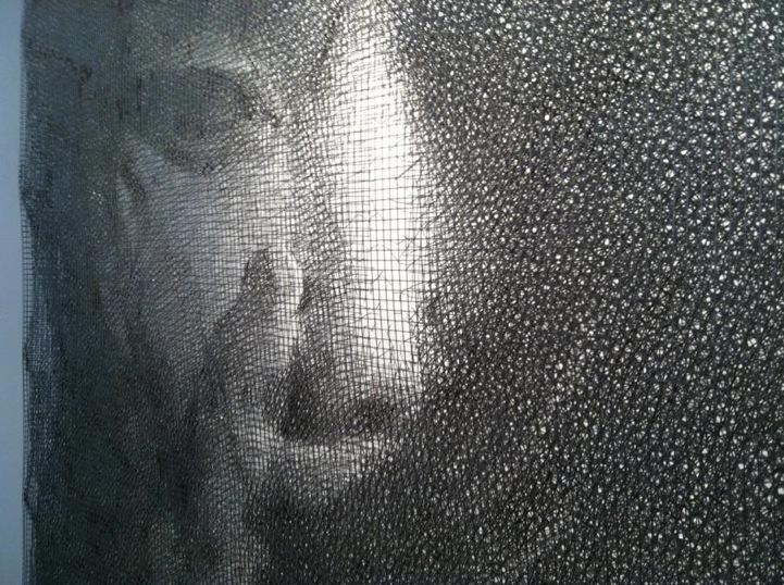 Seung Mo Park : l'art du grillage