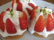 Tartelette bretonne fraises