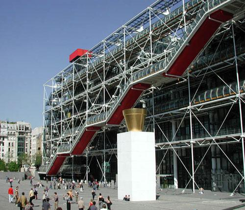 Salon du Manga au Centre Pompidou de Paris