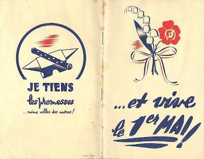Fête Sarkozy du « vrai travail » : Retour aux idéaux des années 40 ?