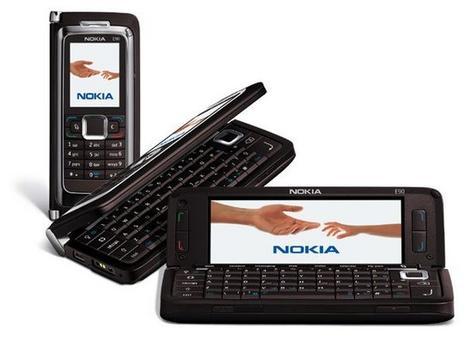 Mon Nokia E90 à moi