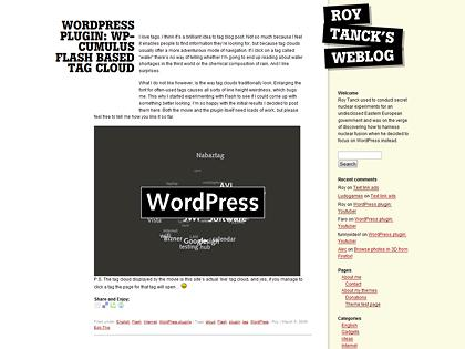 Paper_Trail thème WordPress