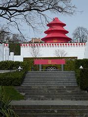 Musée olympique rouge du sang des Tibétains ?