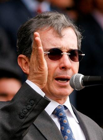Uribe porte la responsabilité de la situation de Betancourt