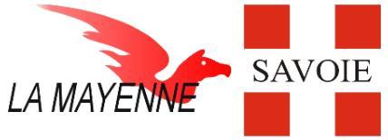 Logos Mayenne et Savoie