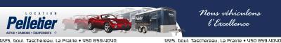 location camion laprairie