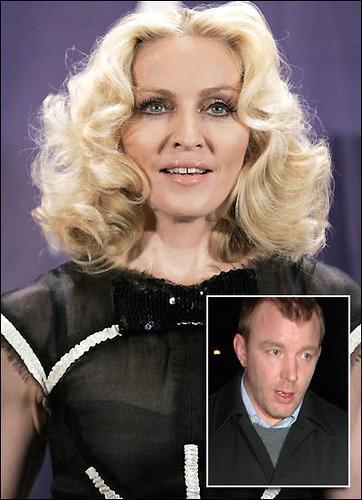 Séparation pour Madonna et Guy Ritchie?