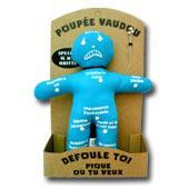 La poupée vaudou qui terrorise les hommes irresponsables !