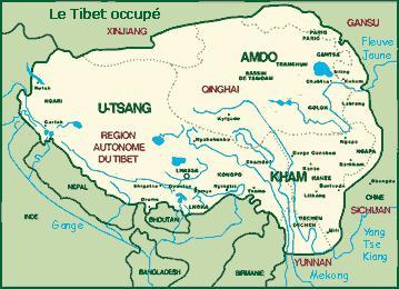 Tibet occupé