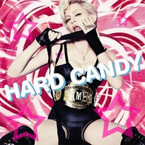 Hard Candy, nouvel album de Madonna ( Pochette et Tracklist )