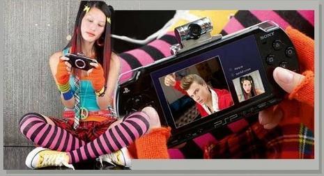 CHAT sur PSP