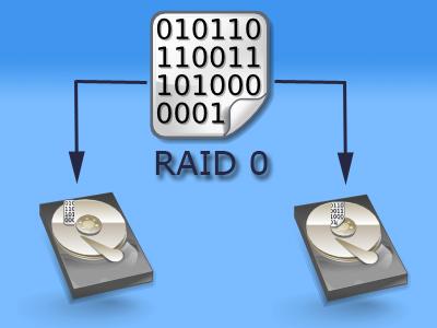 Raid 0 détails