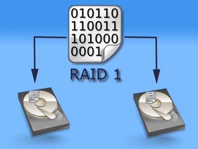 Raid 1 détails