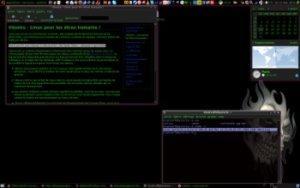 Bluetouff desktop ubuntu