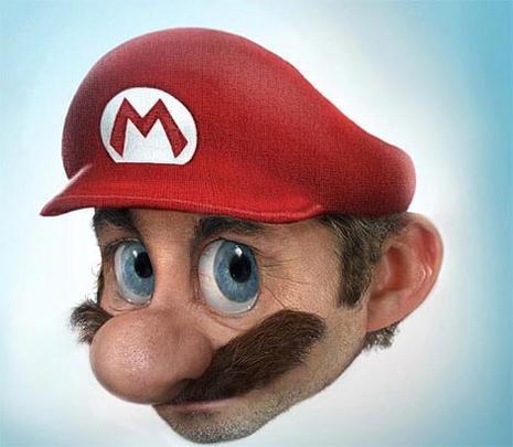 Mario HD