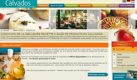 Faites nous partager vos meilleures recettes à base de produits made in Normandie !