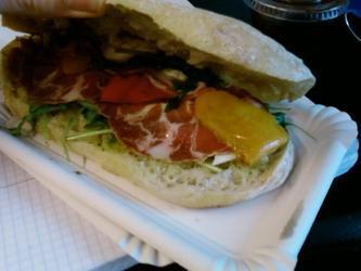Sandwiches chez David Lunch