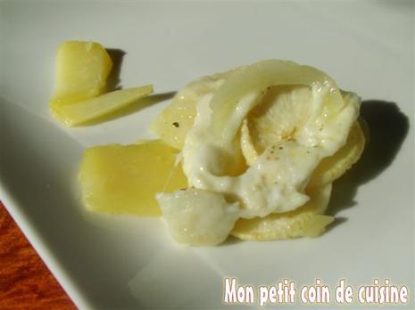 Navets r� aux pommes de terre
