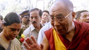 Le Dalaï Lama calme le jeu