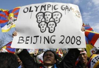 Répression au Tibet : T'y bete ou quoi,hein?