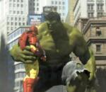 vidéo iron man spider-man hulk