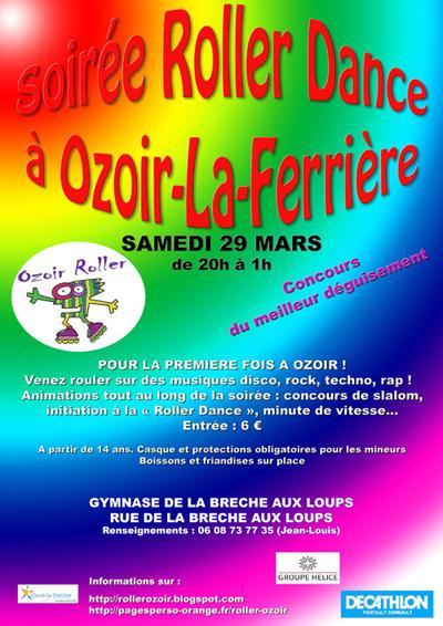 Soirée Roller Dance Ozoir (77)