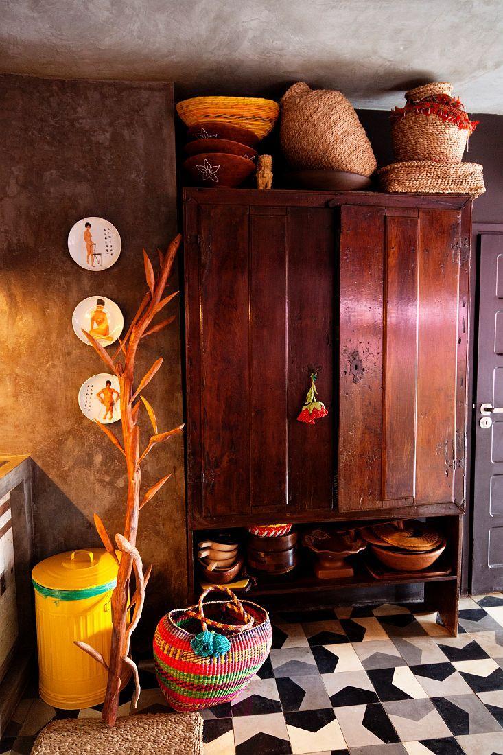 visite priv e la maison du designer marcelo rosenbaum lire. Black Bedroom Furniture Sets. Home Design Ideas