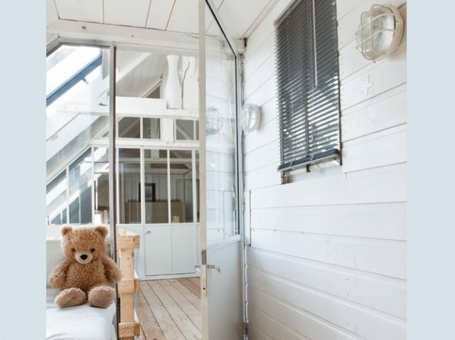 un ancien corps de ferme moderne et r cup paperblog. Black Bedroom Furniture Sets. Home Design Ideas