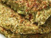 Galettes végétales brocolis noix coco