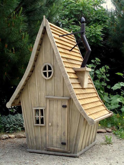 Cabane de jardin bois for Cabane jardin bois