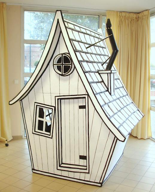 cabane paperblog. Black Bedroom Furniture Sets. Home Design Ideas