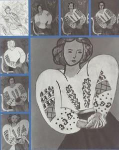 Matisse, une paire et des photos