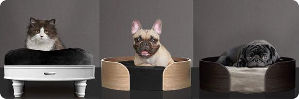 paniers pour chiens. Black Bedroom Furniture Sets. Home Design Ideas