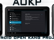 AOKP, autre alternative passe Milestone