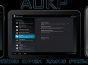 AOKP, autre alternative passe Milestone