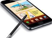 Galaxy Note N7000 reçoit version officielle