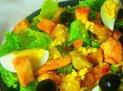 Chicken Ceasar Salad (Salade César poulet)