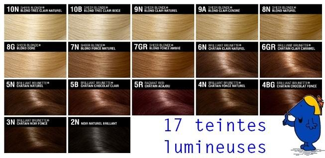jai test coloration mousse john frieda - Coloration Chocolat Caramel