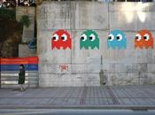 STREET ARTIST INVADER l'invasion continue