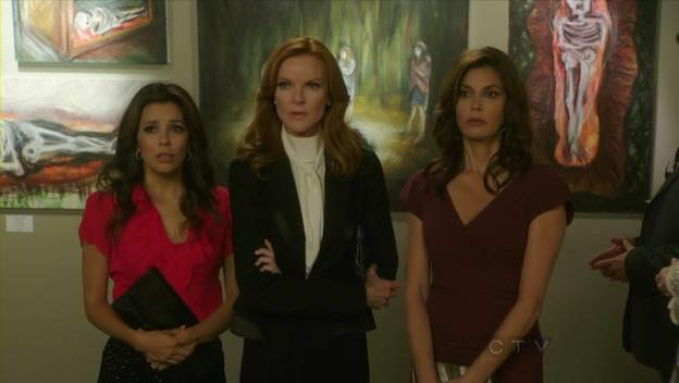 Desperate Housewives  Episodes 8.08 et 8.09