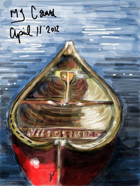 SENSU peinture pinceau iPad 3 iPad : peindre avec un pinceau