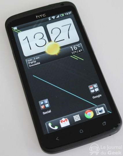 htc one x hard live 01 Le code source du HTC One X disponible