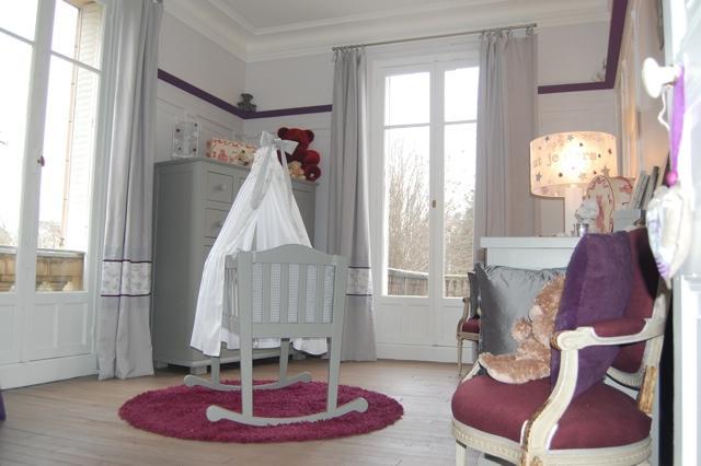 am nager et d corer la chambre de b b voir. Black Bedroom Furniture Sets. Home Design Ideas